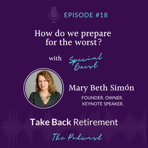 Take Back Retirement Episode 18 Social Media Post (Square)